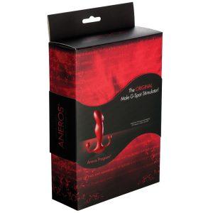 Aneros Progasm Prostate Stimulator - Red