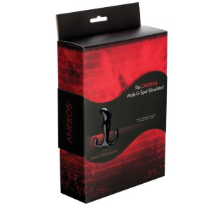The Aneros Prograsm Jr. Prostate Stimulator - Black