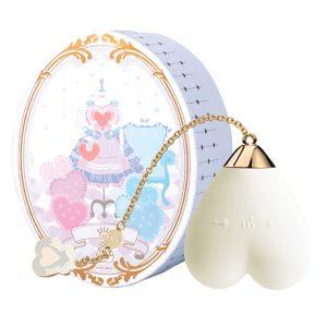 Zalo Lolita Baby Heart - Vanilla White