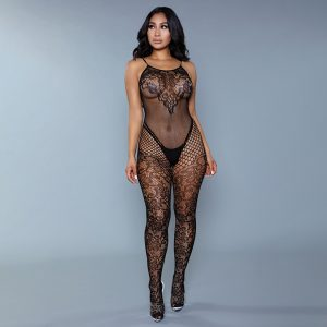 BeWicked Can't Get Enough Bodystocking