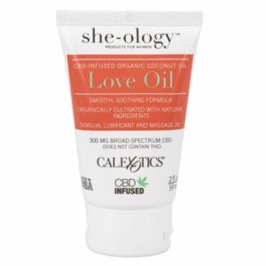 She-Ology CBD-Infused Love Oil-2
